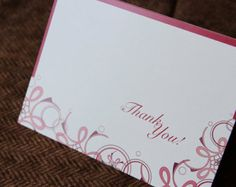 breast cancer thank you cards - Google Search