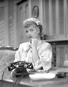 Lucille Ball during the filming of I Love Lucy, Lucy And Ricky, Lucy Lucy, I Love Lucy Show, Vivian Vance, Lucille Ball Desi Arnaz, Oldies But Goodies, Classic Tv, Funny Faces, Celebrity News