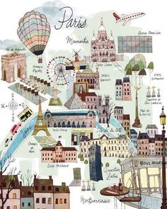 Paris ♥ everything to do with paris
