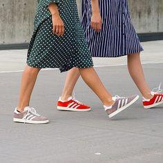 Since forever #yinyang #familyfirst #gazellegirls #adidas #gazelle #fredesblog #teamrezet