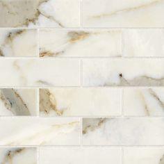 Calacatta Oro, Carrara, Wall Tiles, Mosaic Tiles, Mosaics, Quartz Backsplash, Ceramic Subway Tile, Subway Tiles, Decorative Tile