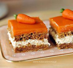 ciasto z marchewka