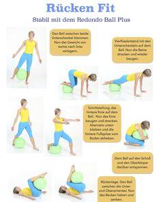 10 Minuten pro Tag für einen gesunden Rücken!