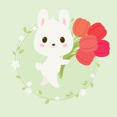 How to Create a Cute Spring Rabbit in Adobe Illustrator