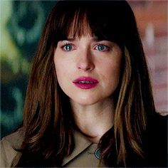 Grey will see you now. Anastasia Steele Outfits, Anastasia Grey, Ana Steele, Fifty Shades Movie, Fifty Shades Trilogy, Fifty Shades Darker, Fifty Shades Of Grey, Christian Grey, Light Golden Brown Hair
