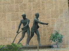 Die Maaier en die Saaier, Landbank, Pretoria