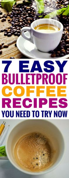 How to make bulletproof coffee pinterest bulletproof coffee 4 bulletproof coffee recipes thatll make being on the keto diet easier malvernweather Image collections