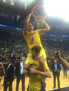 #Fenerbahce #Basketball