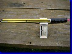 """Daveco SAR Tracking Stick-42"""", folding, lightweight"""