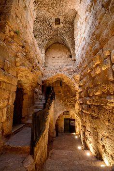 castle art - What to Photograph in Jordan Beautiful Places To Visit, Cool Places To Visit, Places To Travel, Ancient Buildings, Ancient Architecture, Places Around The World, Around The Worlds, Jordan Travel, Amman