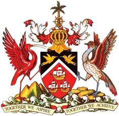 Trinidad and Tobago crest