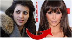 Kim Kardashian Before and After – Morably