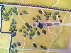Progettazione del verde: Borghetto Flaminio a Roma