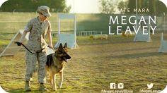 Megan Leavey - Movie Megan Leavey, Kate Mara, German Shepherds, Movie Trailers, Shepherd Dog, Marines, True Stories, Army, Military