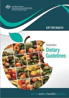 New Australian Dietary Guidelines inspire new wave of healthy eating advice   Nutrition Australia