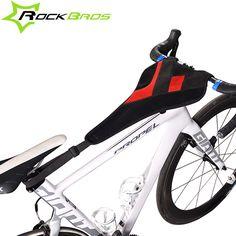 Rockbros汗止めバンドネット自転車トレーナー汗ネットテープロードバイク夏フレーム保護mtb自転車体育館アクセサリー