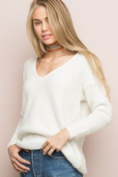 Brandy ♥ Melville | Kenni Sweater - Clothing
