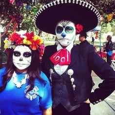 Dia De Los Muertos at CSUF.