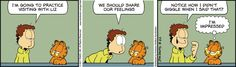 Garfield by Jim Davis for Sep 22, 2017 | Read Comic Strips at GoComics.com