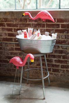 Awesome Party Ideas Atlanta Flamingo Baby Shower Pool Pink Flamingos