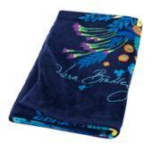 Vera Bradley towel, Midnight Blues