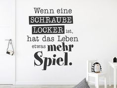 Lustige Wandtattoo Sprüche | witzig & humorvoll | Wandtattoos.de Home Decor, Google, Pictures, Inspiring Sayings, Funny Sayings, Thoughts, Writing Fonts, Panel Room Divider, Game