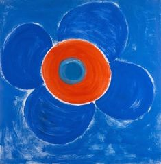 Sir Terry Frost   Bloom around red  (1990)   Available for Sale   Artsy