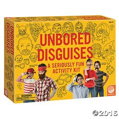 UNBORED Disguise Kit