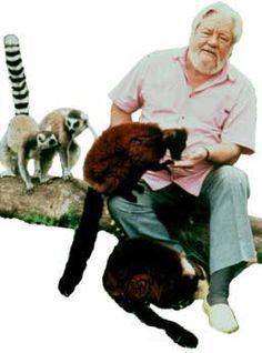Gerald Durrell, Heroines, Nature, British, Animals, People, Photos, Naturaleza, Animales