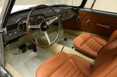 1966 Lancia Flaminia GT 3C Coupé | V6, 2,458 cm³ | 150 hp | Design: Carrozzeria Touring