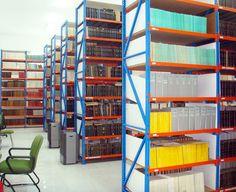 Un polígono industrial cordobés esconde un tesoro de revistas científicas / @agencia_sinc | #reference