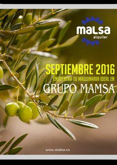 Desde Granada lanzamos el cartel de nueva temporada de Grupo Mamsa dedicado al sector agricola
