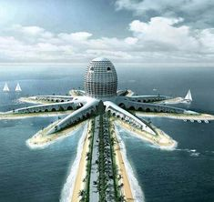 Awesome Underwater Hotel To Be Built In Dubai – UAE