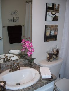 Spa themed bathroom?