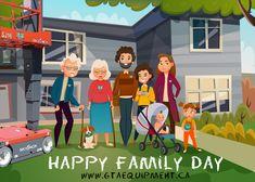 Wishing everyone a Happy Family Day! Family Day, Happy Family, Gta, Fictional Characters, Fantasy Characters
