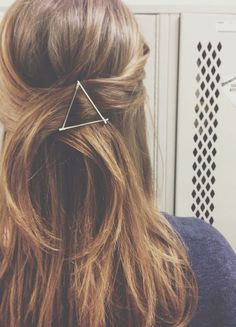 The bobby pin - so small, yet so useful.