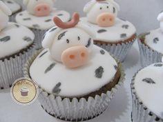 Cupcakes Top Cakes - Fazendinha ( Farm ) http://www.facebook.com/danielletopcakes