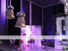 Party Cruisers Pvt. Ltd. had arranged a beautiful wedding in Mauritius.