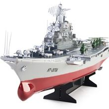 US $159.00 New RC Boat Huge Aircraft Carrier Model Challenger Aircraft Carrier Remote Control High Simulation Warship Toys EMS for free. Aliexpress product