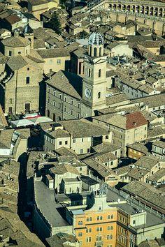 Macerata, Marche, Italia