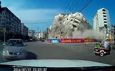 Condemned Chinese Building Goes Boom, Video Footage Goes Viral ... see more at InventorSpot.com