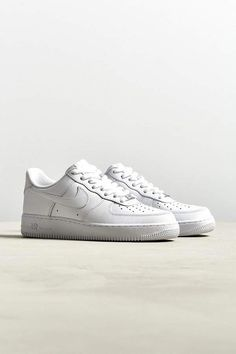 outlet store d02ee 4fdf6 Nike Force 1  07 Sneaker  MensFashionCasual Air Force Sneakers, Nike Air  Force 1