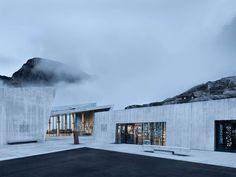 Framing the Environment: 8 Visitor Centers That Dramatically Connect With Nature