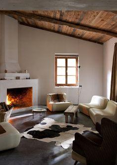 Un refugio en la Patagonia - Canela y Naranja | Blog de decoración DIY