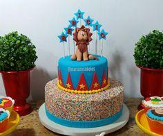 Circus cake by Maria Rosa Bolos