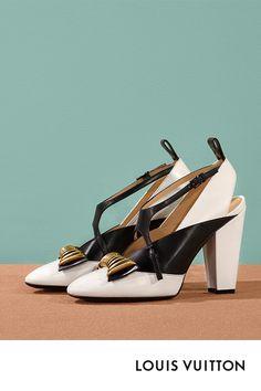 Louis Vuitton Women s Fall Winter 2018 Collection by Nicolas Ghesquière  Nicolas Ghesquiere, New Sneakers, 8d445c65dce