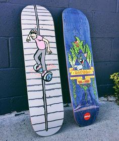 Almost skateboarding decks, Almost Jean Julien decks