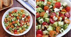 Questa ricetta di Green Valley Kitchen combina ingredienti freschi per creare una gustosissima insalata, ottima [Leggi Tutto...]
