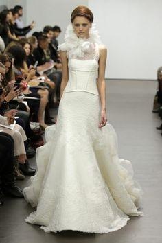 Vera Wang NY Bridal Week vestidos 2013