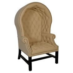 Rupert Dome Chair I want this such a fun look.